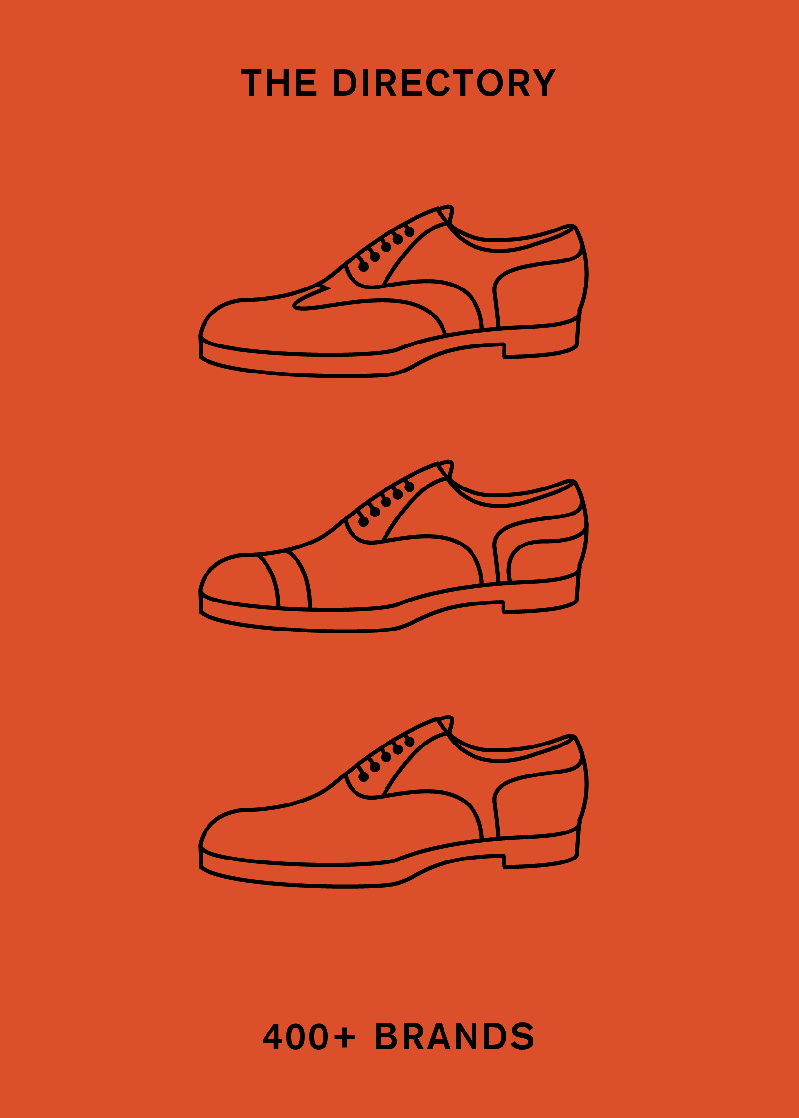 The World of Shoes - Brands Directory A-Z
