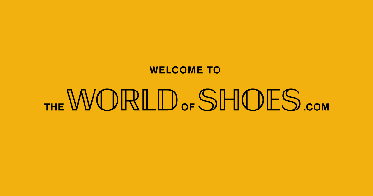 41205fd1 Brands ‹ The World of Shoes