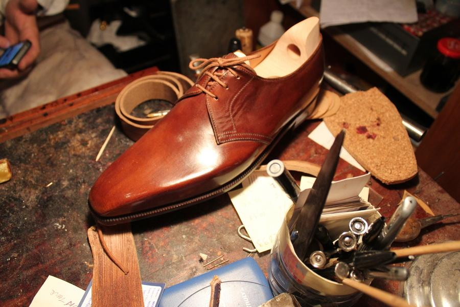 Who is Who in Bespoke Shoemaking: Dimitri Bottier