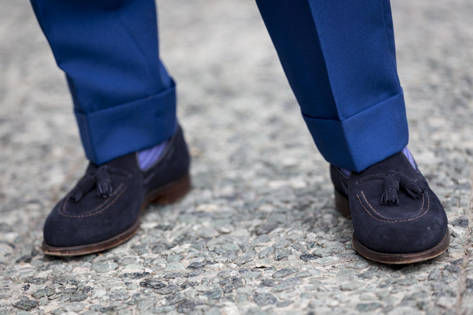 Pitti Uomo 90 Shoe Portraits