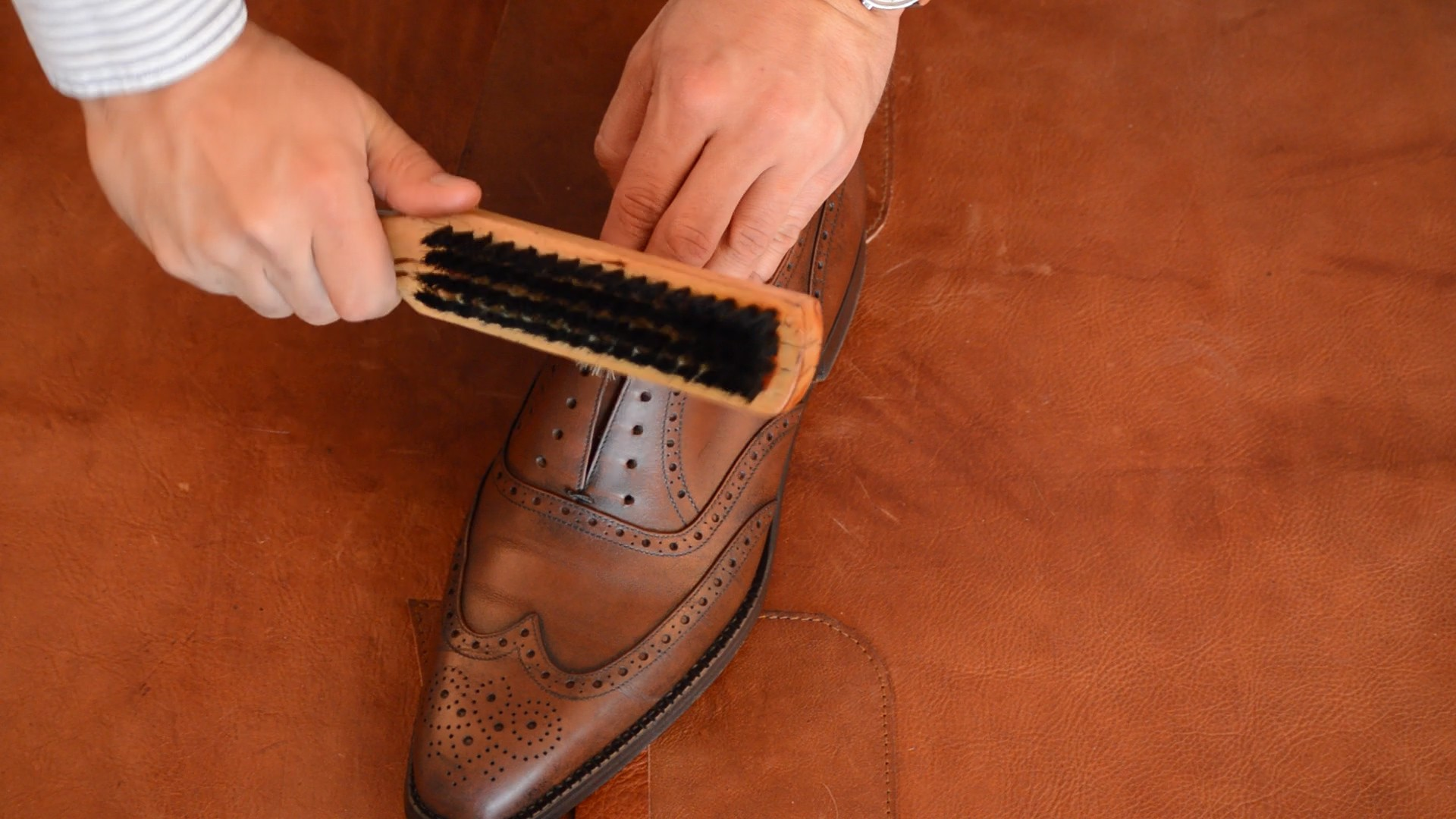 How to Properly Clean Your Leather Shoes
