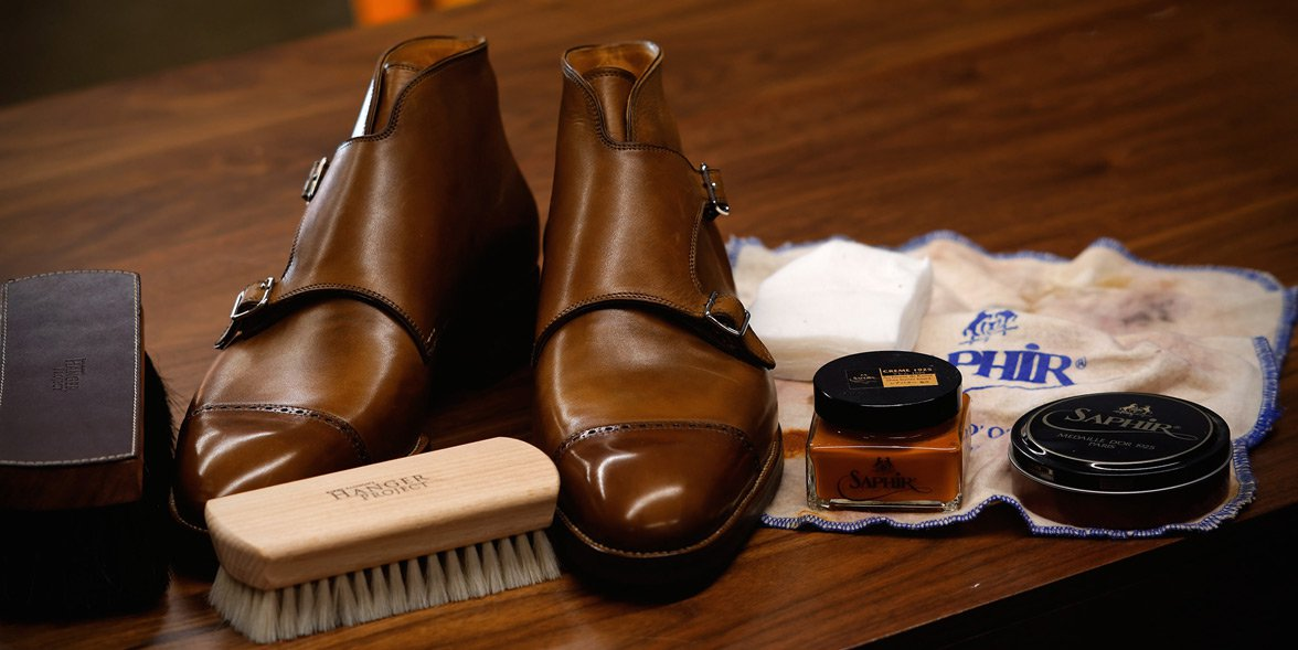 Calfskin Leather Care in Five Easy Steps