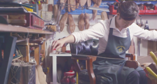 "Video Tip: ""The Art of Shoe Making"" (Foster & Son) by Victoria and Albert Museum"