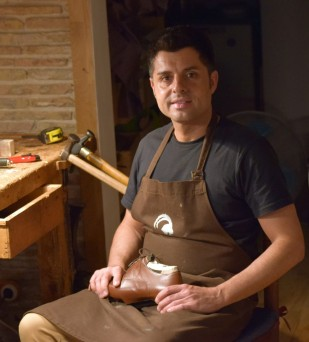 Ramon Cuberta on Becoming a Bespoke Shoemaker