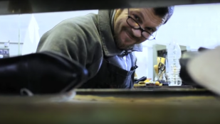 "Video Tip: ""Riccardo Freccia Bestetti's Handmade Italian Shoes for Men"" by Madaboutown"