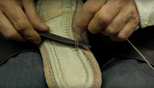 "Video Tip: ""Goodyear Welt by Hand"" by Human Scales"
