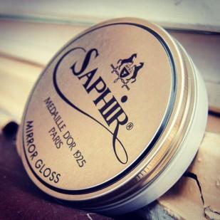 Shoe Care: Saphir Médaille d'Or Mirror Gloss