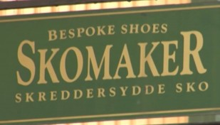 "Video Tip: ""J.P. Myhre – Bespoke Handmade Shoes"" by Oslo Tourist Channel"