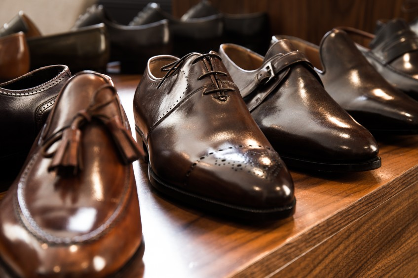 Whilst essentially Italian in design, Bocache & Salvucci's shoes remain within the boundaries of what most would consider classic and subtle.