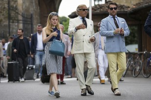 There's No Business Like the Menswear Business: Off to Pitti Uomo 91