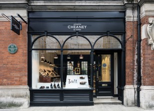 New Cheaney Store in Covent Garden, London