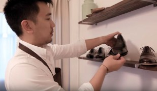 """Video Tip: """"The Shoemaker From Singapore"""" (Josh Leong) by CNA Insider"""